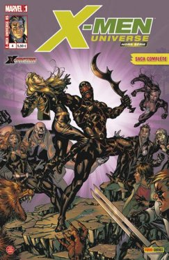 X-Men Universe Hors Serie # 4