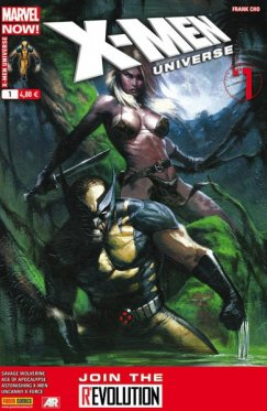 X-Men Universe vol 3 # 01