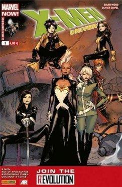 X-Men Universe vol 3 # 03