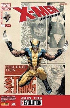 X-Men Universe vol 3 # 04