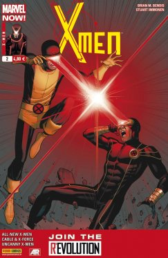 X-Men vol 4 # 02