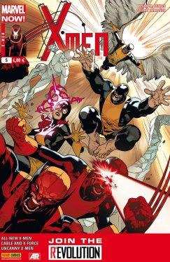X-Men vol 4 # 05