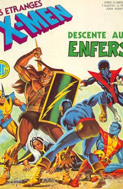 X-Men : Descente aux Enfers