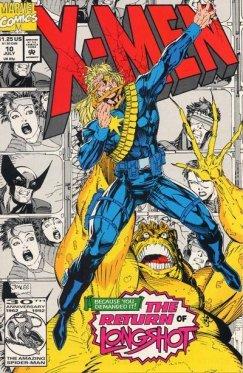 X-Men # 010