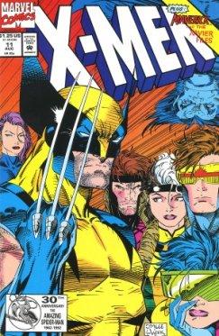 X-Men # 011