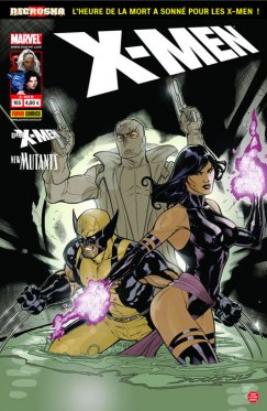 X-Men # 165