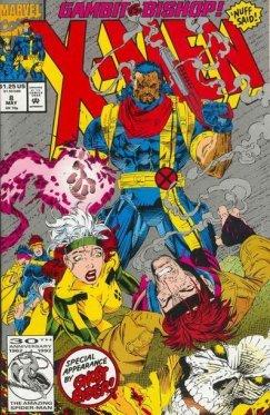 X-Men # 008