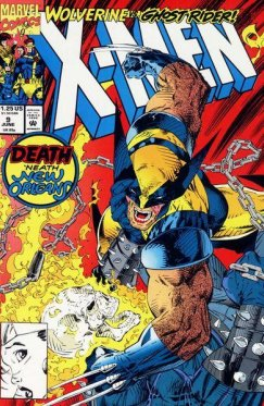 X-Men # 009